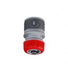 """Conector Rápido Manguera 3/4"""" - 19 mm. Aqua-Stop"""