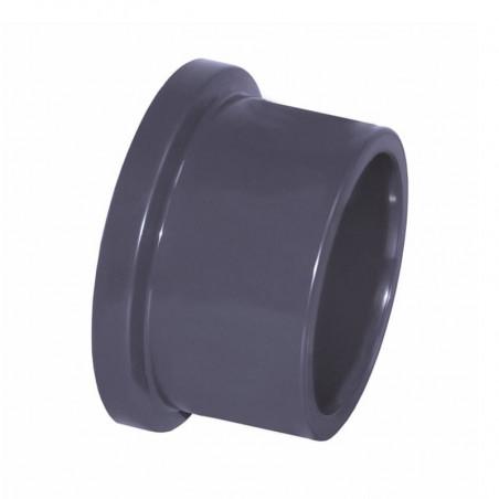 Manguito Portabridas PVC-U Hembra Encolar