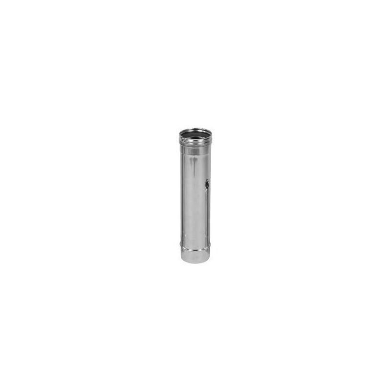 Tubo 0,5 mt. Inox Simple 316L