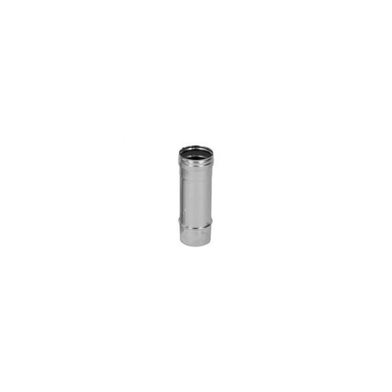 Tubo 0,25 mt. Inox Simple 316L