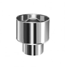 Sombrerete Antiviento Inox Simple 316L