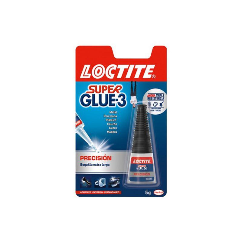 Adhesivo Loctite Super Glue-3 Líquido Precisión 5g
