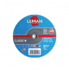Disco Corte Inox Leman 115x1 mm.