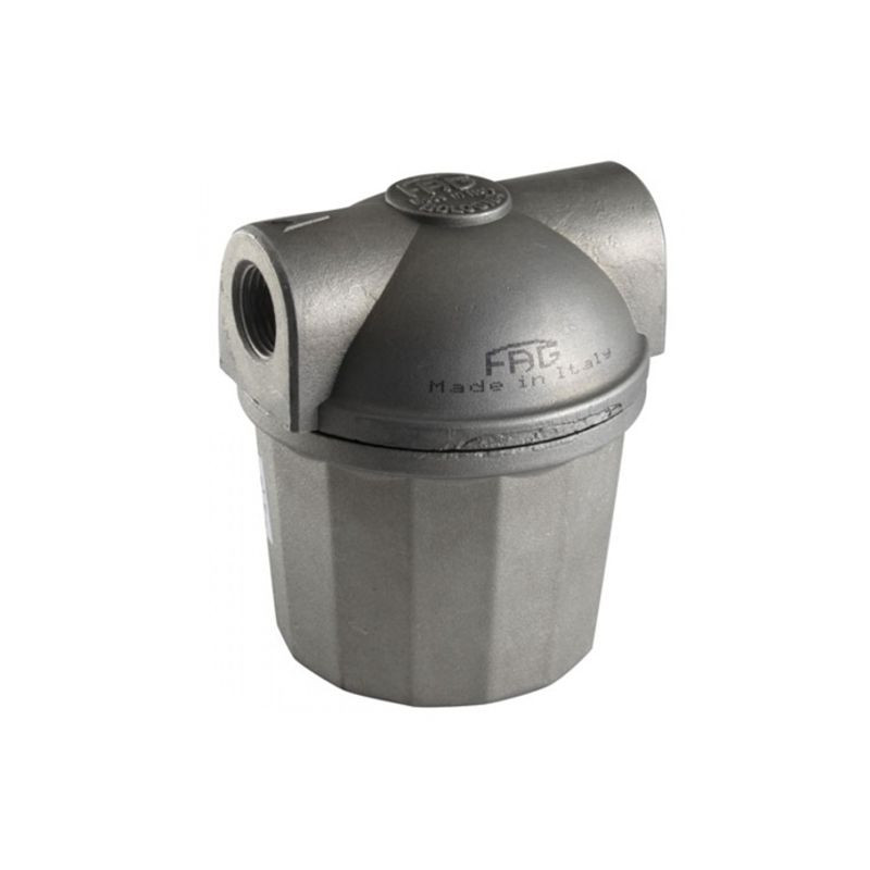 """Filtro Gasóleo 3/8"""" Aluminio"""