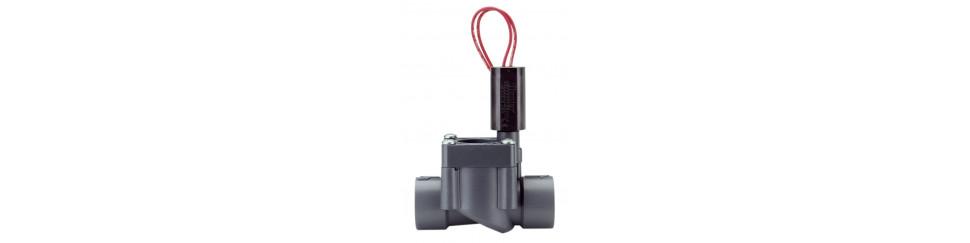 Electroválvulas para instalaciones de riego