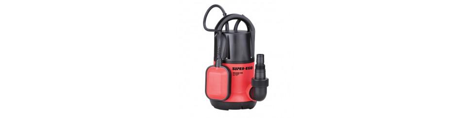 Bombas sumergibles para aplicaciones en aguas limpias