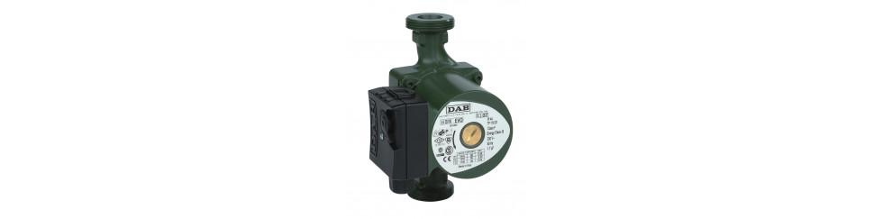 Bombas circuladoras para instalaciones de calefacción