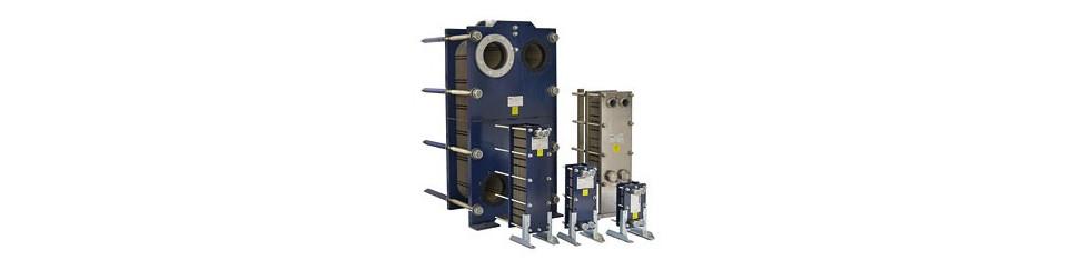 Intercambiadores de calor para instalaciones térmicas