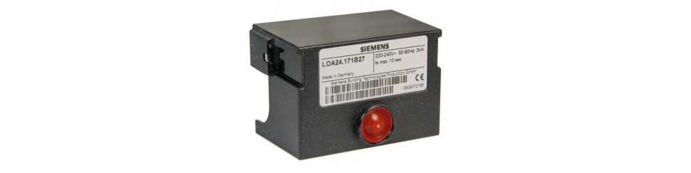 Centralitas y cajas de control