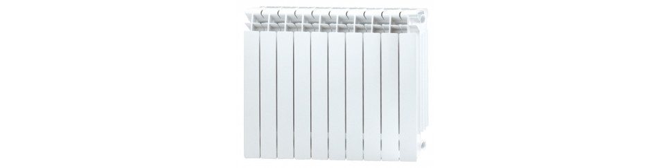 Radiadores para instalaciones de calefacción