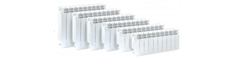 Radiadores de aluminio Roca Ferroli